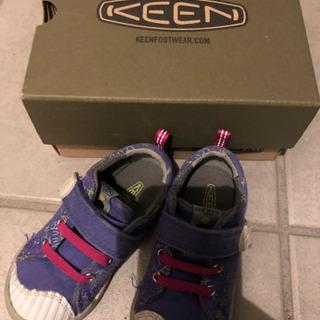 KEEN ベビー 靴
