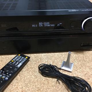 ONKYO TX-NA609 7.1ch AVアンプ ネットワーク