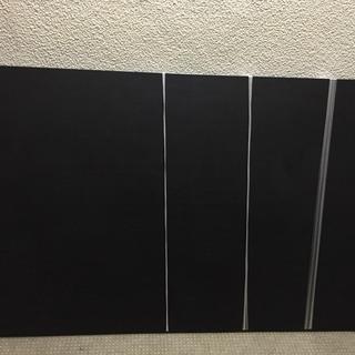 【値下げしました】IKEAダイニングテーブル(幅約110cm×奥...