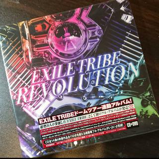 EXILE TRIBE REVOLUTION アルバム