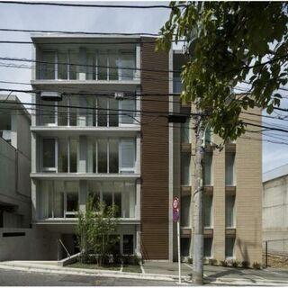 赤坂駅より徒歩5分 1K 25㎡ 南東向き 最上階 室内洗…