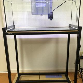 グラステリアBZ 600S水槽セット