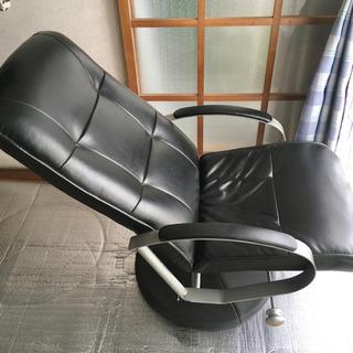 肘掛け付きリクライニング座椅子 − 群馬県