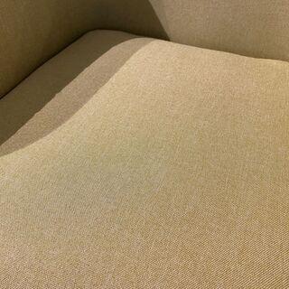アームチェア チェア 椅子 グリーン 中古品 − 栃木県