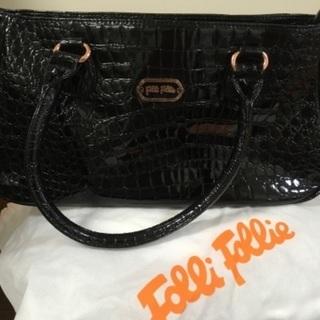 【未使用】フォリフォリのハンドバッグ