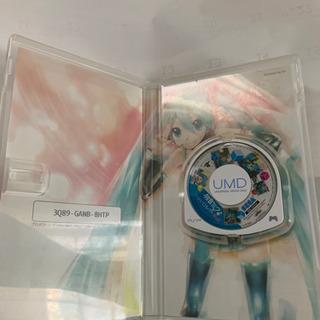 【ネット決済】PSP 初音ミクproject DIVA 2nd#