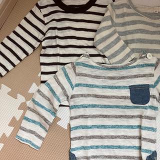 3点セット サイズ90 男の子春秋服(⑅•ᴗ•⑅)◜..°♡ - 名古屋市