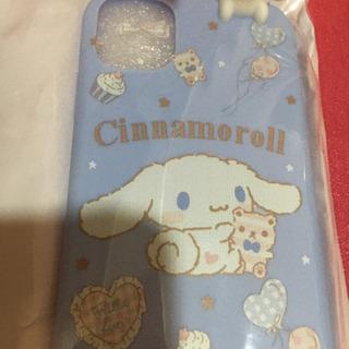 iPhone11ソフトカバー シナモンロール