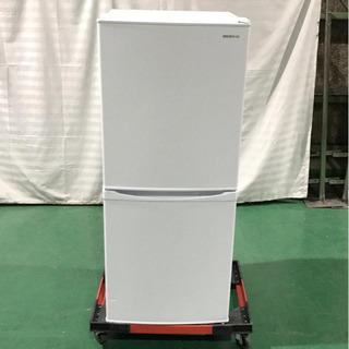 【ネット決済】アイリスオオヤマ 2ドア冷蔵庫 IRSD-14A ...