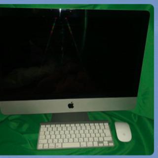 【ネット決済】パソコン iMac 21.5 inch Mid 2...
