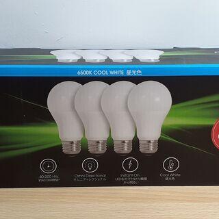 4本セット LED電球 (FEIT 昼光色 E26口金 8…