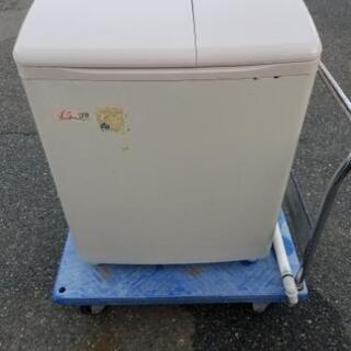二層式洗濯機 4.5kg 2010年製品