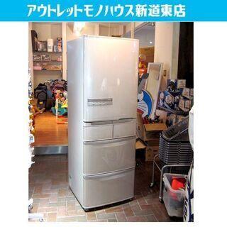 大型冷蔵庫 2012年製 415L 日立 5ドア R-S42BM...