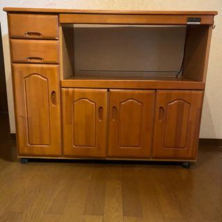 無料、キッチン収納 レンジ台