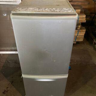 2008年製 National 2ドア冷蔵庫 138L N…