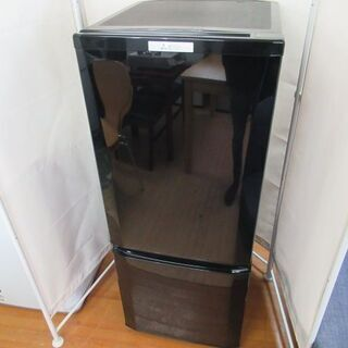 JAKN1680/冷蔵庫/2ドア/ブラック/右開き/一人暮らし、...
