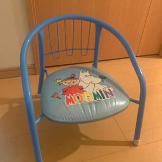 まめ椅子 ムーミン 音が鳴ります