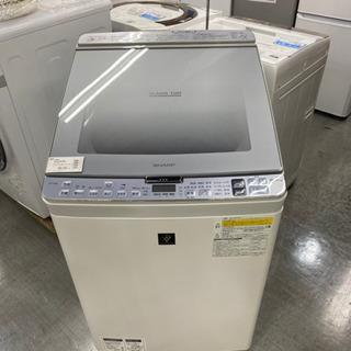 2018年製 シャープ 8kg洗濯乾燥機 ES-PX8B