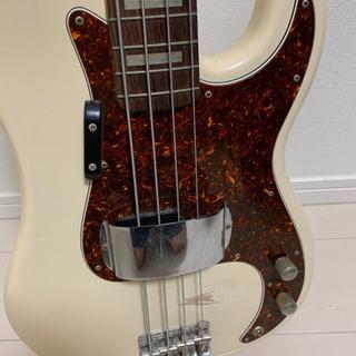 Fender Japan プレベ