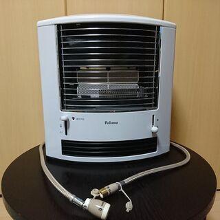 パロマ PG600EF ガスファンヒーター プロパンガス(LPG)美品