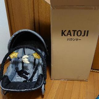 KATOJI ベビーバウンサー 新生児服