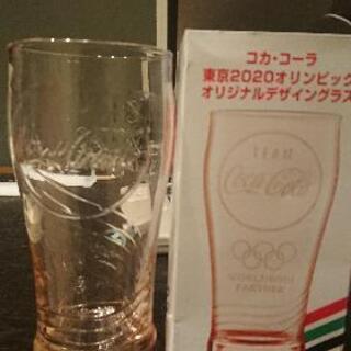 コカ・コーラ2020東京オリンピックオリジナルデザイングラス