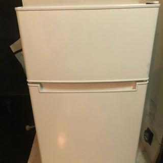 【お譲りする方が決まりました】冷蔵庫 85L 2019年製