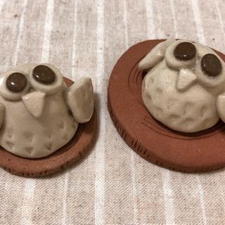 11月21日22日陶芸教室『ふくろう』メッセージ入り 仙台・多賀城