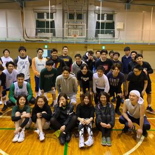 10月29日 世田谷区上町 バスケメンバー募集