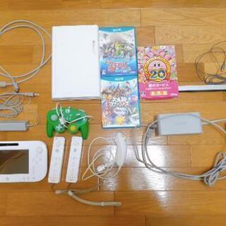 【本日限り】Wii U本体 ソフトまとめ売り
