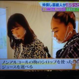 日立 32インチ液晶テレビ 外付けHDD録画可能!2016年製!