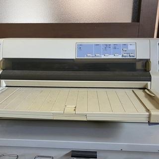 ドットプリンター EPSON-VP4300(中古品)