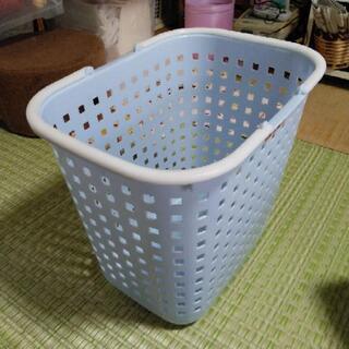 洗濯かご プラ製