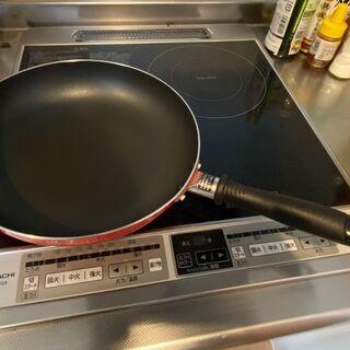 フッ素樹脂加工フライパン(26cm)