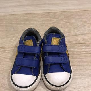 子供靴 コンバース  12.5センチ