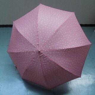 LINEN HOUSE(リネンハウス) ピンクの雨傘