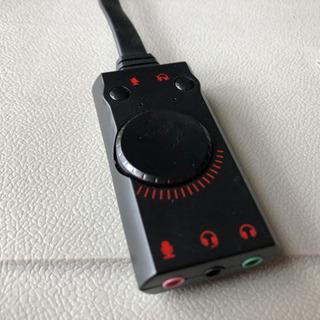 【ゲーミング】2.0 sound card