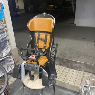 後・子供乗せ OGK -015DX 点検・洗浄済