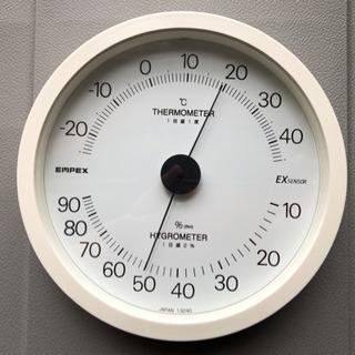 【EMPEX】温湿度計 / EX sensor