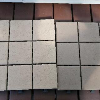 ガーデニング タイルブロック DIY