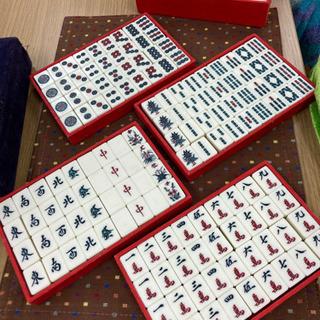 【ロン‼️】麻雀牌 2.5×1.7