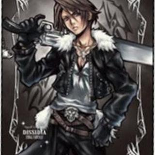 スコール Final Fantasyブランケット
