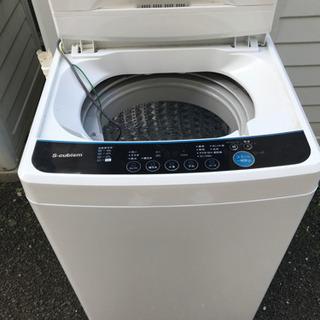 【あげます】洗濯機 S-cubism SWL-050W