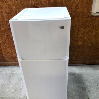 C2301 ハイアール 2ドア冷蔵庫 2013年 106L 訳アリ特価