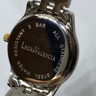 (お引き渡し先決定)LEGRA VALENCIAの腕時計 - 京都市