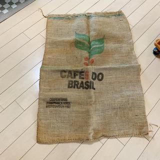 コーヒー豆袋 麻袋