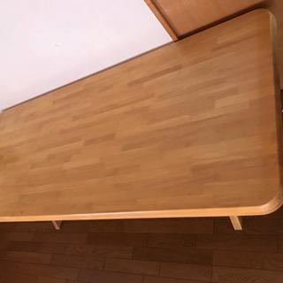 長いダイニングテーブル (受け渡し調整中です)
