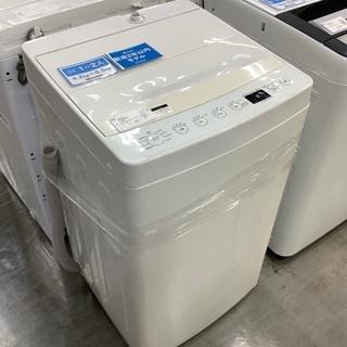 【高年式・状態考慮】全自動洗濯機 amadana 4.5kg A...