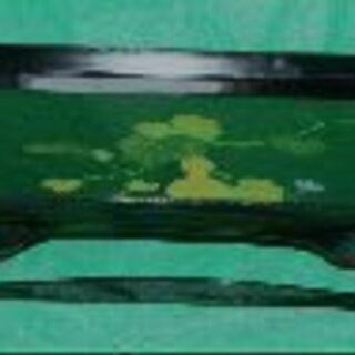 金蒔絵◆木製漆塗 台★花台・盆栽台等