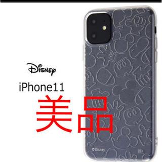 【美品】iPhone 11  ディズニー カバー